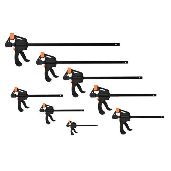 목공 클램프 고정 퀵그립 목공용 크램프 바이스 공구
