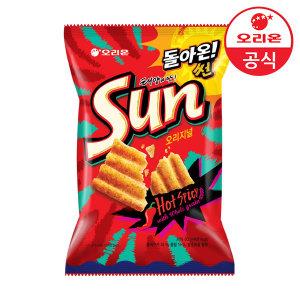 오리온 썬 핫스파이시맛 80g