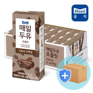 매일두유 초콜릿 190ml 24개