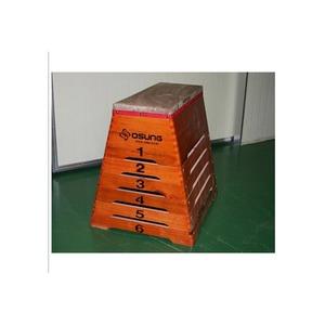 뜀틀/OSG-1004/6단/800 350 850mm/초등학교/체육관/