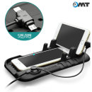 OMT 차량용 충전 핸드폰 거치대 DASHSTAND 자동차용품