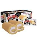 런던 롤 밀크향 케이크 400g (20g X 20개입) /빵/과자