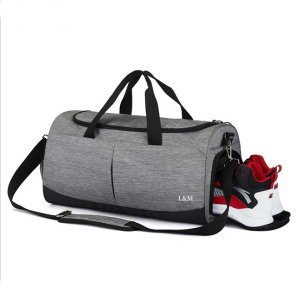 대용량 피트니스 신발수납 가능 스포츠 운동 백 가방