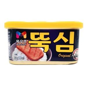 농협 목우촌(국내산) 뚝심200gx8개/스팸/햄