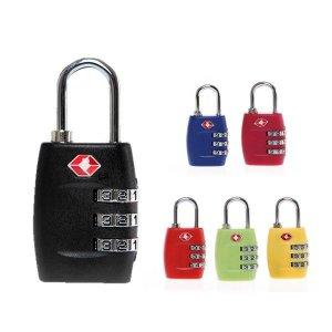 TSA 자물쇠 캐리어 잠금 여행용 가방 장치 열쇠 항공