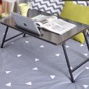 OMT 접이식 거실 소파 테이블 태블릿거치 ONA-TB60