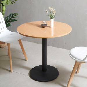원형 테이블(원형80cm)/홈바/간이테이블/티테이블
