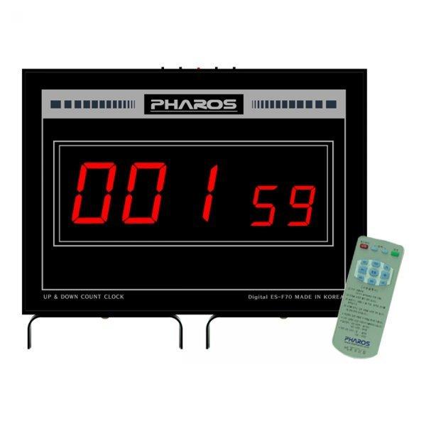 (코맥스)파로스 ES-F70 스탑워치 디스카운트 (시계기