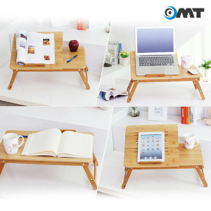 OMT 접이식 원목 좌식 책상 노트북 테이블 ONA-W105