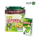 삼육식품 달콤한 두유B 190ml X 96팩