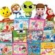 유치원 초등학교 유아 캐릭터 퍼즐 250여종 모음전