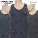 PMR447 남성 텐셀 스판 3매 민소매 런닝/남자속옷