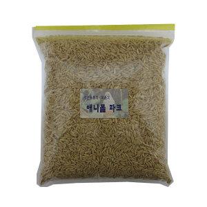 애니몰귀리새사료2kg/잉꼬사료/앵무사료/새모이