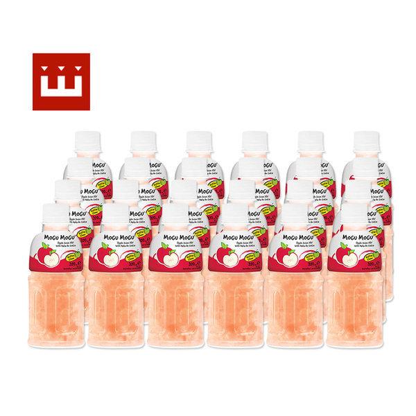 모구모구 사과맛 320ML X 24입  /쥬스/주스/음료수