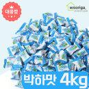 GG박하 사탕 (D) 4kg 대용량사탕 업소용 종합 캔디