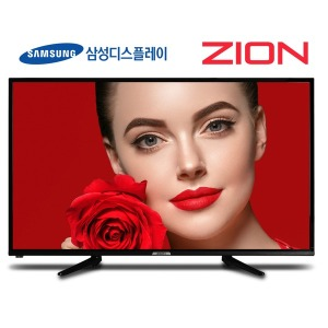LED TV 40인치 중소기업TV 티브이 모니터 FHD삼성패널