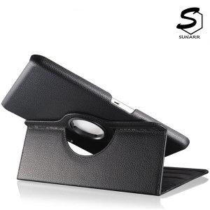 갤럭시노트프로 12.2 P900 회전 가죽 태블릿 케이스