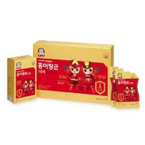 홍이장군1단계/국내산6년근홍삼/면역력/3_4세 유아용