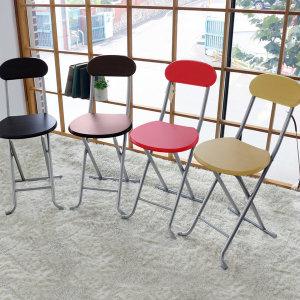 등받이 의자/접이식의자/간이보조/식탁의자/스툴/