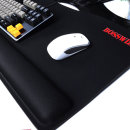 손목보호 쿠션 장패드 마우스패드 JPD-S10 키보드