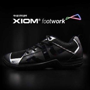 엑시옴 풋웍 FOOTWORK 편안하고 접지력이 강한 탁구화