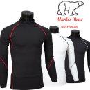 (남성) Master Bear R312 골프 티셔츠 골프웨어