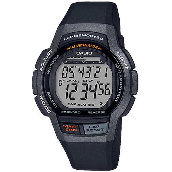 카시오정품 전자손목시계 WS-1000H-1A 군인학생 방수