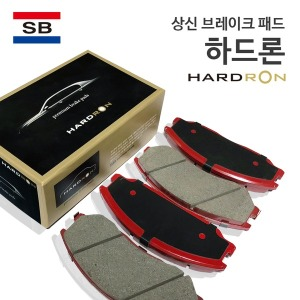 HG그랜저 하드론 브레이크 패드 후패드 HP1239 HP1499