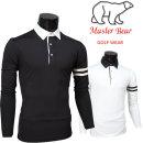 (남성) Master Bear R455 골프티셔츠 골프웨어