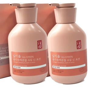무배 일리윤 콜라겐에센셜 크림 인 로션 350+350ml