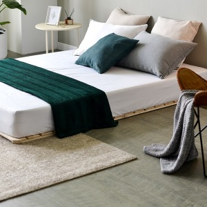 아씨방가구 피톤치드 뿜뿜 /원목 접이식 침대깔판