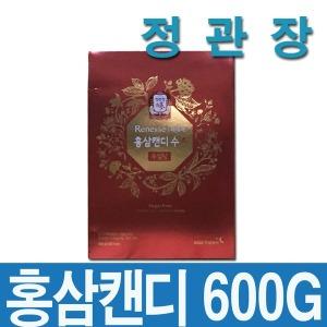 정관장 레네세 무설탕 홍삼캔디수 600G /무설탕캔디/