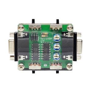 스캔라인 이레이저 / VGA HDMI 컨버터 / 셀렉터