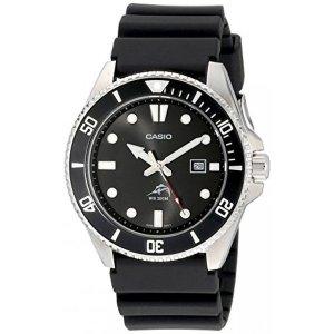 Casio Mens MDV106-1AV Stainless Steel Watch