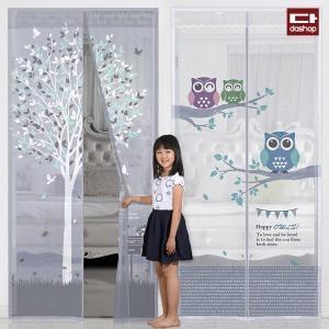 다샵 프리미엄 모기장 방문/현관 일체형자석 90x210
