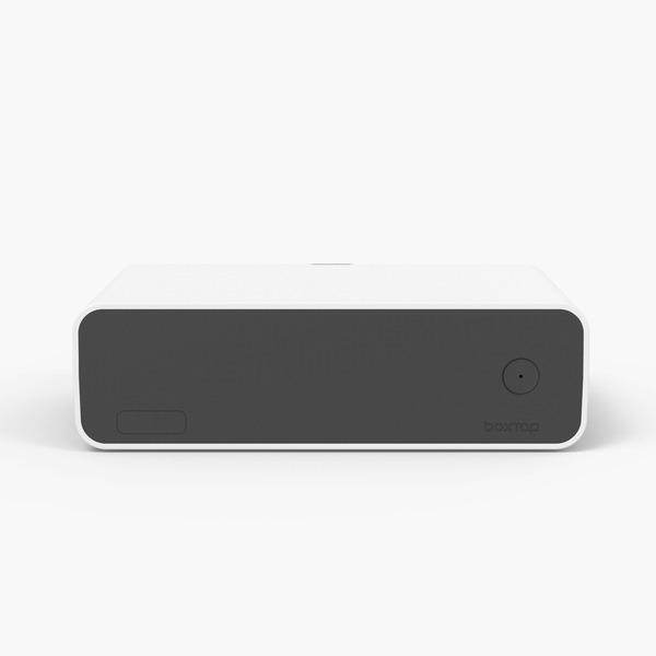 에이블루 원스위치 멀티탭 정리함 AB501 블랙