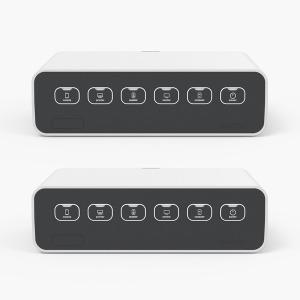 에이블루 박스탭 일반형 1+1SET 블랙