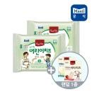 상하 유기농 어린이치즈3단계 18g x 80매 +비타치즈
