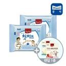상하 유기농 첫치즈1단계 18g x 80매 +비타치즈증정