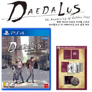 PS4 다이달로스: 디 어웨이크닝 오브 골든 재즈/한글