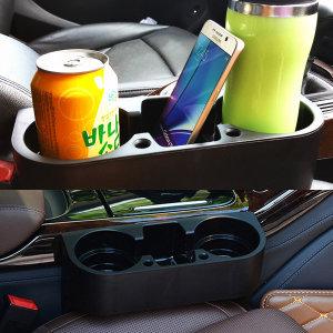 OMT 차량용 컵홀더 음료수 스마트폰 수납 OCA-3HOLDER