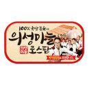 롯데 의성마늘로스팜 120g x 10캔 / 햄 통조림