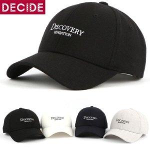 디스커버리 패션 볼캡 야구 모자 남녀 공용