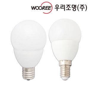 장수램프 LED 미니크립톤 5W E14/ E17 꼬마전구