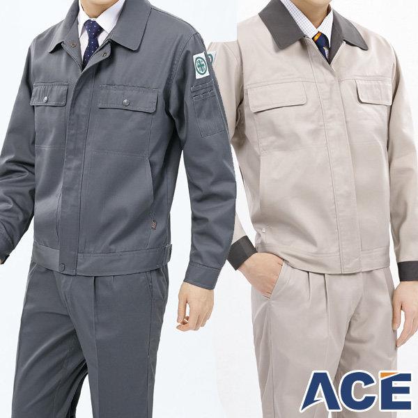 에이스 춘추 유니폼/ACE-09/10/작업복/점퍼/바지/단체