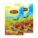 립톤 스틱 20t 레몬맛x2개