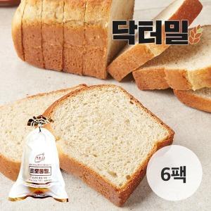 닥터밀  프로통밀 미니식빵 6팩