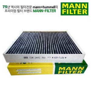 만필터 코나 에어컨 필터 활성 향균 캐빈 23019