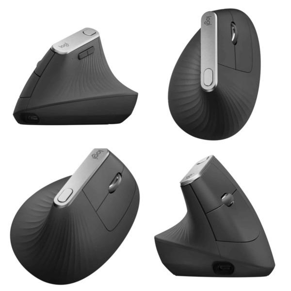 로지텍 MX Vertical Advanced Ergonomic Mouse
