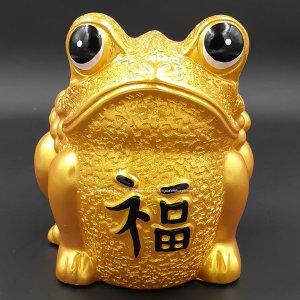 금 두꺼비 저금통 장식 소품 장식품